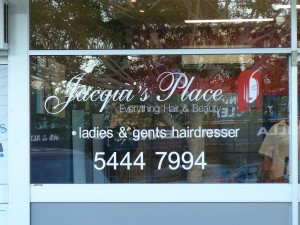 Nambour Signs Jacquis Place